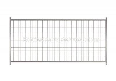 Lateral Box Malla cachorros Med. 200 x 100 cm