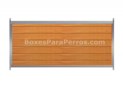 Lateral PVC cachorros Med. 150 x 100  cm